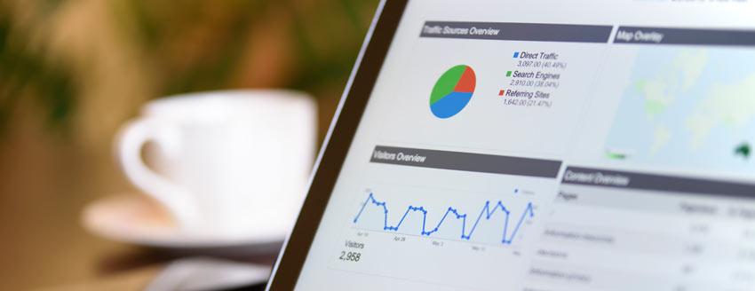 Mensuração de Resultados de Acessos via Google Analytics