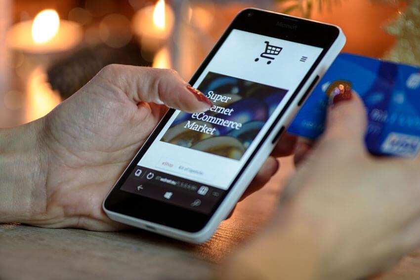 Compras OnLine - Mobile