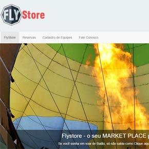 FlyStore - Marketplace de Voos de Balão