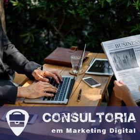 Serviço de Consultoria para Projetos de Marketing Digital